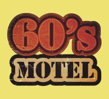 Vintage 60's Motel - T-Shirt Kids Tee