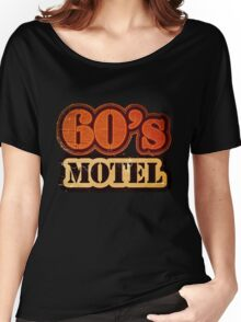 Vintage 60's Motel - T-Shirt Women's Relaxed Fit T-Shirt
