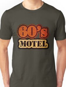 Vintage 60's Motel - T-Shirt Unisex T-Shirt