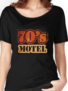 Vintage 70's Motel - T-Shirt Women's Relaxed Fit T-Shirt