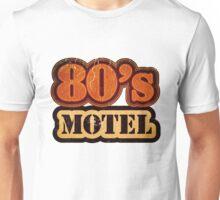 Vintage 80's Motel - T-Shirt Unisex T-Shirt