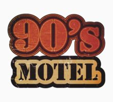 Vintage 90's Motel - T-Shirt Kids Clothes