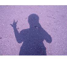 My Shadow - Amos Photographic Print