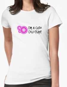 Cello Womens Fitted T-Shirt