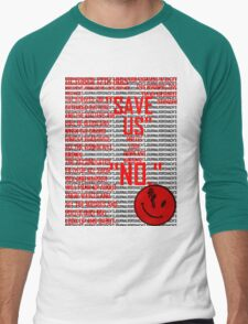 Rorshach's  Journal Typography T-Shirt