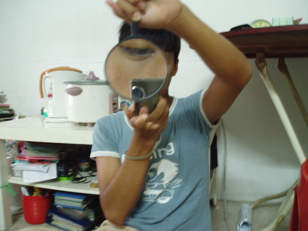 My Eye - Zaw Rein by EveryoneHasHope