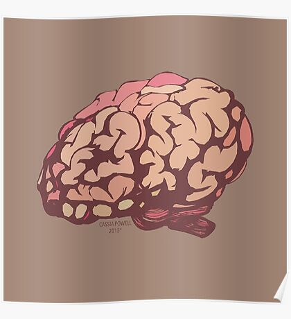 All Brains Poster
