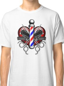Heart Barbers Classic T-Shirt