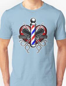Heart Barbers Unisex T-Shirt