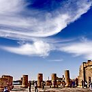 Temple of Kom Ombo(EGYPT) by Khaled EL Tangeer