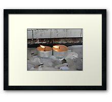 Together - Joan Framed Print