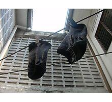 Socks - Ma Liani Photographic Print