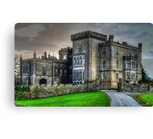 Irish Manor  Canvas Print