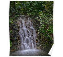 Longwood Falls Poster