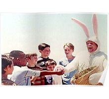 Chris Farley Easter Bunny Black Sheep Photo Poster