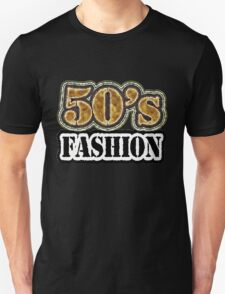 Vintage 50's Fashion - T-Shirt T-Shirt