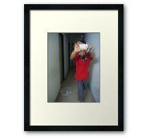 Snapshot - Zaw Naw Framed Print