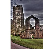 Fountains Abbey. Photographic Print