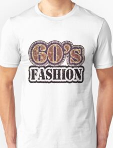 Vintage 60's Fashion - T-Shirt T-Shirt