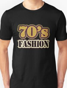 Vintage 70's Fashion - T-Shirt T-Shirt
