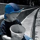 Little Boy Blue by Sonja Wells