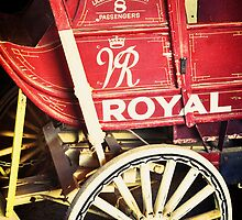 Royal Mail by Tracie Louise