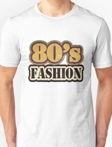 Vintage 80's Fashion - T-Shirt T-Shirt