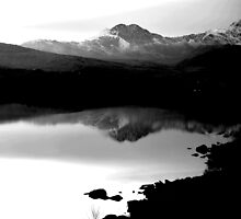 Just Another Lonely Mountain by Graham Povey
