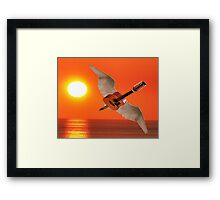 You Are The Best Thing  Framed Print