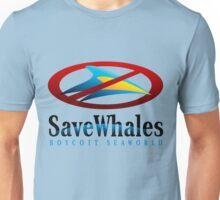 SaveWhales Unisex T-Shirt