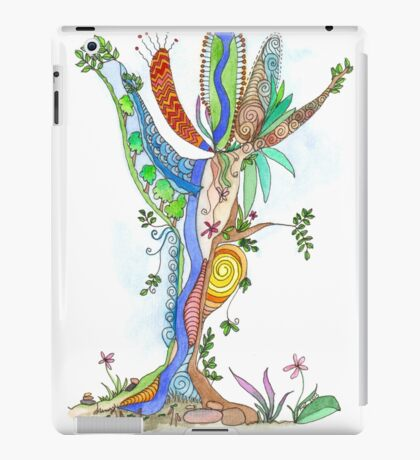 Tree of Life #18 iPad Case/Skin