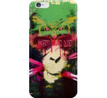 Monkey Do by Martin Pop iPhone Case/Skin