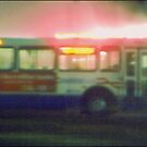 Bus in the Morning by Tim Ruane