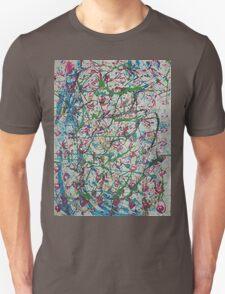 Dog fight. Unisex T-Shirt