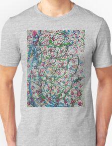Dog fight. T-Shirt