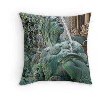 Neptune Las Vegas Throw Pillow