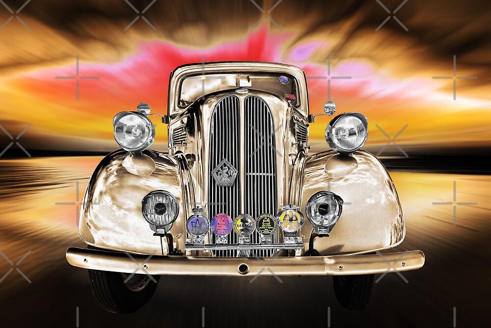 Golden Oldie...! by Geoff Carpenter