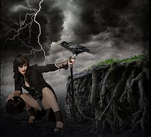 Ravenesque by Rookwood Studio ©
