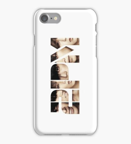 2PM iPhone Case/Skin