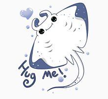 Manta Ray : Hug me! Unisex T-Shirt