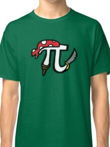 Pi Pirate Classic T-Shirt