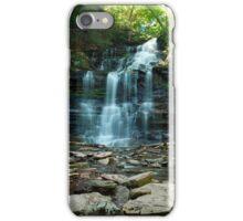 Ganoga Falls As Summer Arrives iPhone Case/Skin