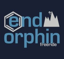 Endorphin freeride Kids Tee