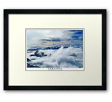 cervinia Framed Print