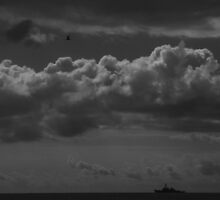 Cruising Under the Clouds by fototaker