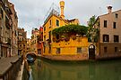Venice Canal by dlhedberg