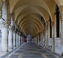 Doges Walkway by dlhedberg
