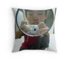 Closer - Zaw Naw Throw Pillow