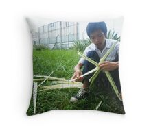 Crafts - Zaw Naw Throw Pillow