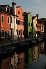 Burano Colors by dlhedberg